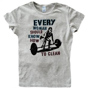 Every Woman Shirt Crossfit