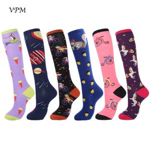 Knee High Women's Long Socks