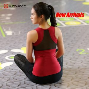 Fitness Fashion Back Mesh – Yoga, Crossfit, Gym, Training