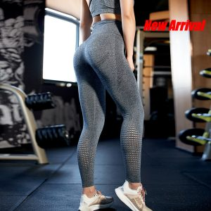 High Weisted Compression Legging – Running, Fitness, Gym