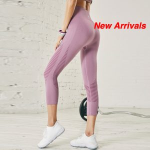 Woman Sport High Weist Leggings